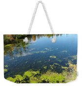 River Water Pollution Weekender Tote Bag