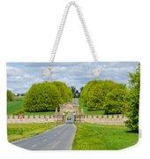 Road To Burghley House Weekender Tote Bag