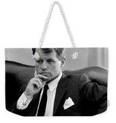 Robert Kennedy  Weekender Tote Bag by War Is Hell Store