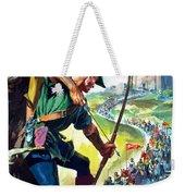 Robin Hood Weekender Tote Bag