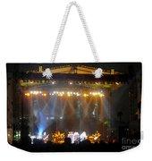 Rock Concert Weekender Tote Bag