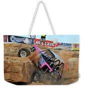 Rock Crawling Weekender Tote Bag