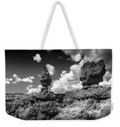 Rock Formations Of Bryce Canyon Weekender Tote Bag