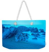 Rock Formations On The Coast, Central Weekender Tote Bag