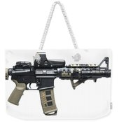 Rock River Arms Ar-15 Rifle Equipped Weekender Tote Bag