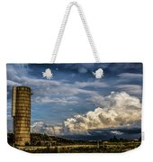 Silo Before The Storm. Weekender Tote Bag