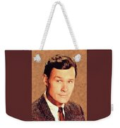 Ron Hayes, Vintage Actor Weekender Tote Bag