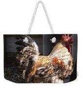 Rooster In A Coop Weekender Tote Bag