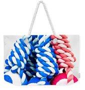 Rope Toys Weekender Tote Bag