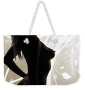 Rosie Nude Fine Art Print In Sensual Sexy 4647.01 Weekender Tote Bag