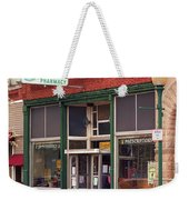 Route 66 - Chenoa Pharmacy Weekender Tote Bag