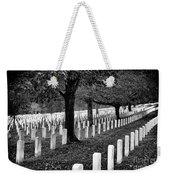 Rows Of Honor Weekender Tote Bag
