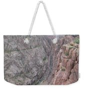 Royal Gorge Bridge Weekender Tote Bag