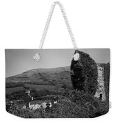 Ruins In The Burren County Clare Ireland Weekender Tote Bag