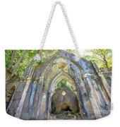 Ruins Of Chapel Sintra Weekender Tote Bag