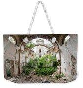 Ruins Of The Church Of St Wenceslas Weekender Tote Bag