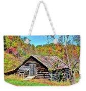 Rural Barn Weekender Tote Bag