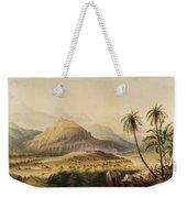 Rural Indian Landscape Weekender Tote Bag