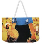 Russia: Collective Farm Weekender Tote Bag