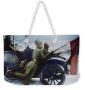 Russian Revolution, 1917 Weekender Tote Bag