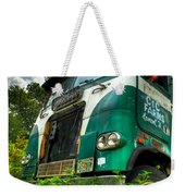 Rusted And Busted Weekender Tote Bag