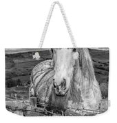 Rustic Horse  Weekender Tote Bag
