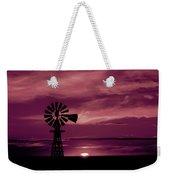 Rustic Sunset - Colorado Weekender Tote Bag