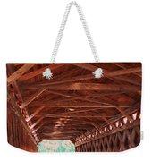 Sachs Bridge Weekender Tote Bag