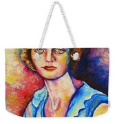Sad Eyes Weekender Tote Bag