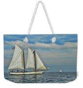 Sailing The Open Seas Weekender Tote Bag