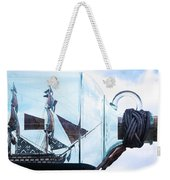 Sailing Within The Bottle Weekender Tote Bag