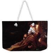 Saint Francis Of Assisi In Ecstasy Weekender Tote Bag