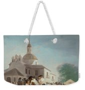Saint Isidore's Day At The Saint's Hermitage Weekender Tote Bag