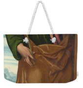 Saint Joseph Weekender Tote Bag