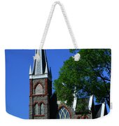 Saint Peter's Roman Catholic Church In Harpers Ferry Weekender Tote Bag