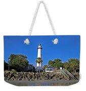 Saint Simons Island Weekender Tote Bag