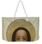 Saint Veronica With The Sudarium Weekender Tote Bag