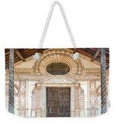 San Javier Church Facade Weekender Tote Bag