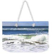 Sand And Sea 1 Weekender Tote Bag