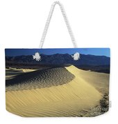 Sand Dunes Weekender Tote Bag