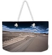 Sand Dunes Of Colorado Weekender Tote Bag