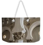Santa Maria La Blanca Synagogue - Toledo Spain Weekender Tote Bag