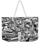 Santorini Weekender Tote Bag