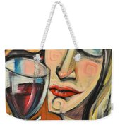 Savoring The First Sip Weekender Tote Bag
