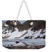 Sawtooth Lake Weekender Tote Bag