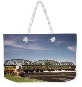 Schenectady Lock 8 Weekender Tote Bag