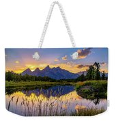 Schwabacher's Reflection Weekender Tote Bag