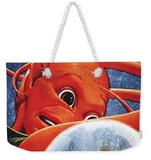 Science Fiction Magazine Weekender Tote Bag