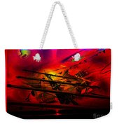 Sea Romantic - Sailing Ship 3 Weekender Tote Bag