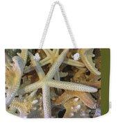 Starfish Treasure Weekender Tote Bag